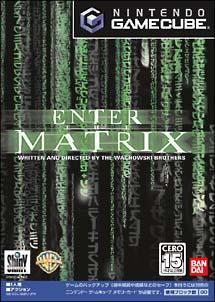 ENTER THE MATRIX(NINTENDO GAME CUBE)