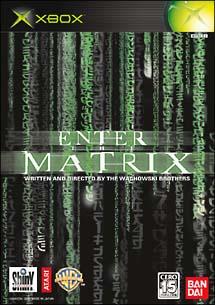 ENTER THE MATRIX(Xbox)
