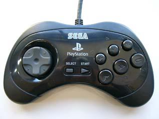 復刻版セガサターンコントロールパッド for PlayStation2