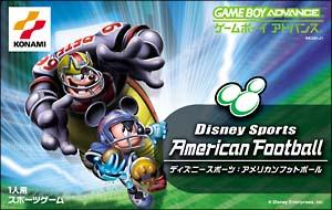 Disney Sports:American Football