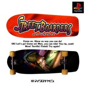 STREET BOARDERS