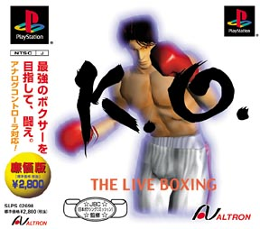 K.O.-THE LIVE BOXING-