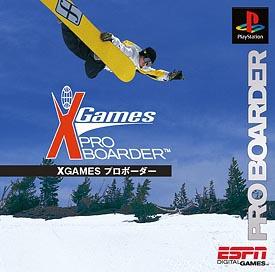 ESPN XGAMES PRO BOARDER