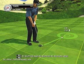 タイガー・ウッズ PGA TOUR 2001
