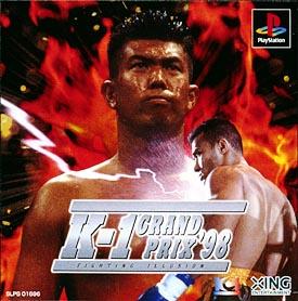 FIGHTING ILLUSION ~K-1 GRAND PRIX'98~