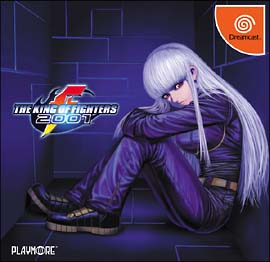 THE KING OF FIGHTERS 2001