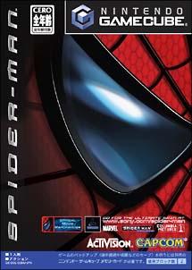 SPIDER-MAN(NINTENDO GAME CUBE)