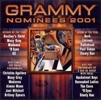 '01 グラミー・ノミニーズ POP