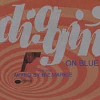 DIGGIN' ON BLUE mixe