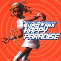 キャプテン・ジャック『DANCEMANiA EURO☆MIX~Happy Paradise~』