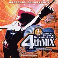 ダンス・ダンス・レヴォリューション4th MIX オリジナル・サウンドトラック