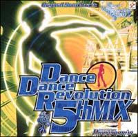 ダンス・ダンス・レボリューション 5th MIX オリジナル・サウンドトラック