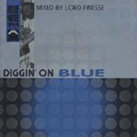 DIGGIN'' ON BLUE mixe