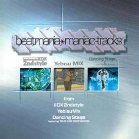 beatmania maniac-tracks from