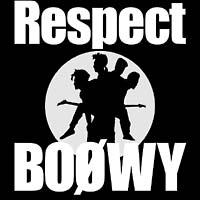 tokyo pinsalocks『BOOWY Respect』