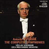 ドヴォルザーク:交響曲全集・デジタル録音版