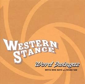 WESTERN STANCE