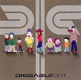 DIGGABLE001