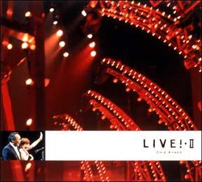祷映『LIVE! II』