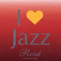 I LOVE JAZZ ロゼ