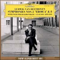 ベートーヴェン:交響曲第3番 英雄