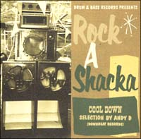 "ROCK-A-SHACKA VOL.9""ROCK STEADY SELECTION""BY ANDY"