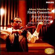 J.S.バッハ:ヴァイオリン協奏曲 第1番 イ短調 BWV1041