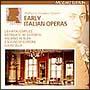 モーツァルト大全集 第15巻:初期イタリア・オペラ(全5曲)