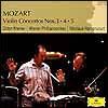 モーツァルト:ヴァイオリン協奏曲 第3番 ト長調 K.216