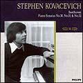 ジャック・クレイトン『ベートーヴェン:ピアノ・ソナタ第30番、31番、32番』