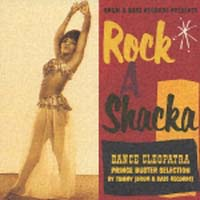 "Rock A Shacka VOL.5""DANCE CLEOPATRA""/PRINCE BUSTER BEST"