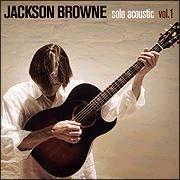 ジャクソン・ブラウン-ソロ・アコースティック第一集