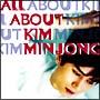 ALL ABOUT KIM MIN JONG(DVD付)