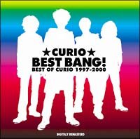 CURIO『BEST BANG!』