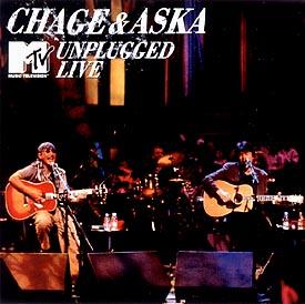 CHAGE & ASKA MTV UNPLUGGED LIVE