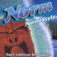 ノーム『Norm Style~Surf edition for Japan~』