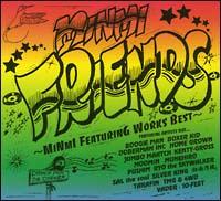 FRIENDS MINMI feat.works BEST