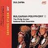 ブルガリアの合唱 1~ブルガリアン・ポリフォニー(1)