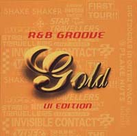 GOLD R&B GROOVE~UNIVERSAL EDITION~
