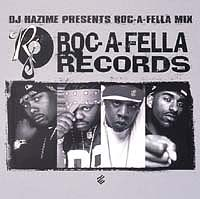 DJ HAZIME presents ROC-A-FELLA MIXCD