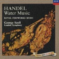 ヘンデル:組曲《水上の音楽》(ハーティ/セル編)