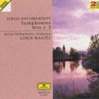 ラフマニノフ/交響曲全集