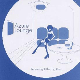 Little Big Bee『Color Lounge Series Azure Lounge』