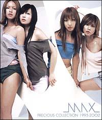 MAX『PRECIOUS COLLECTION 1995-2002』