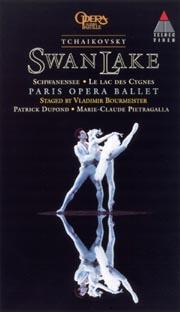 バレエ「白鳥の湖」ブルメイステル版