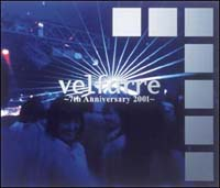 velfarre 7th Anniversary 2001