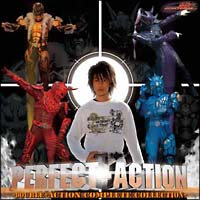 Perfect-Action~Double-Action Complete Collection