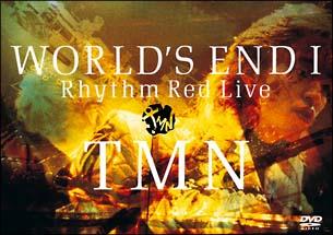 WORLD'S END Rhythm Red Live