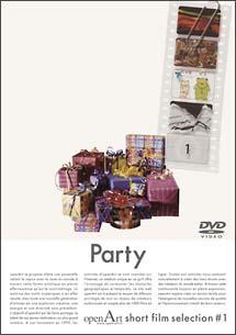 openArt Short Film Selection #1 Party