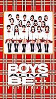 BOYS BE…ALIVE~TRY AGAIN